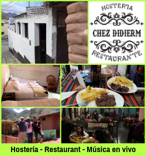 Publicitar Hostería y Restaurante