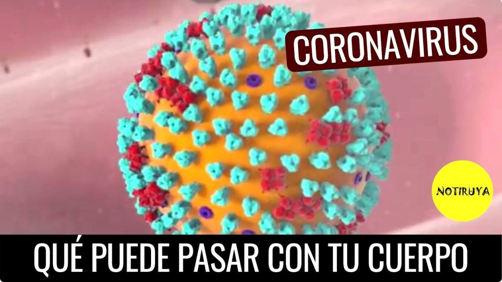 Coronavirus - Qué puede pasar.