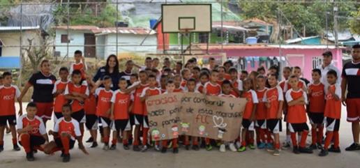 Fútbol por la Paz