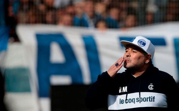 Muere Diego Maradona a los 60 años