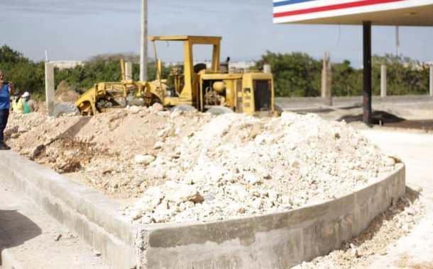 Alcaldía SDE detiene construcción de bomba de GLP en avenida Ecológica
