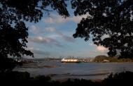 El Canal de Panamá prevé un aporte fiscal con un récord de 2.497,2 millones de dólares