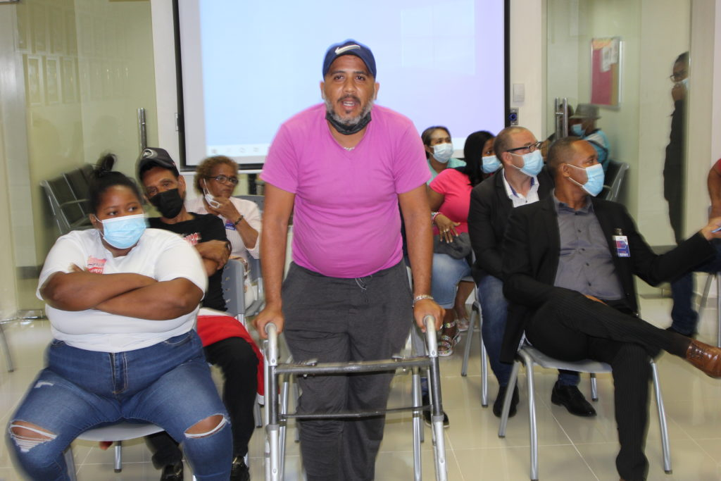Desvinculados deAlcaldía Santo Domingo Norte vuelven a reclamar pago de prestaciones