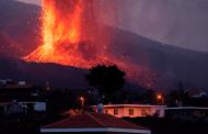 Más de mil construcciones afectadas por el volcán de La Palma, en España
