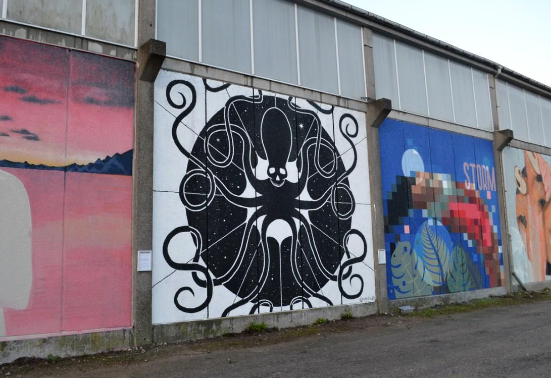 Vægmaleri, Musicon i Roskilde
