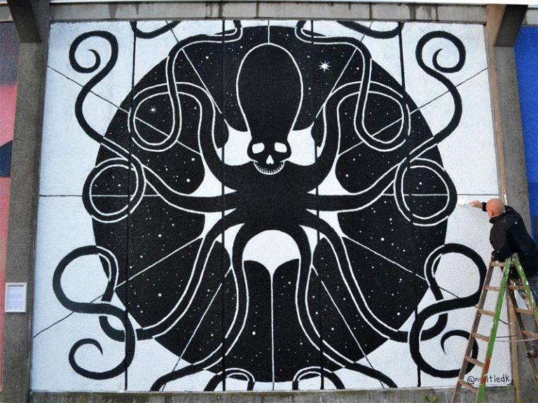 Street art Musicon