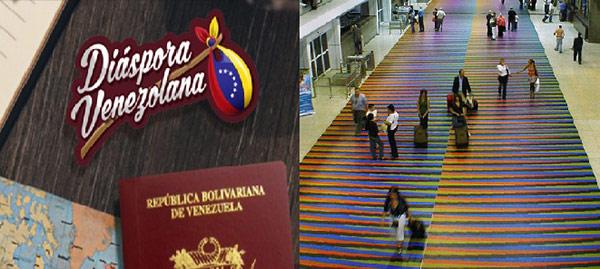 Resultado de imagen para diaspora venezolana