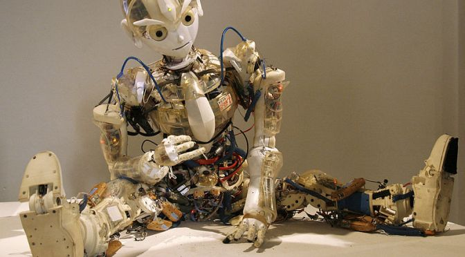 Rechte für Roboter? – Ich bin, was ich speichere! – Wollt ihr tatsächlich Daten schützen?