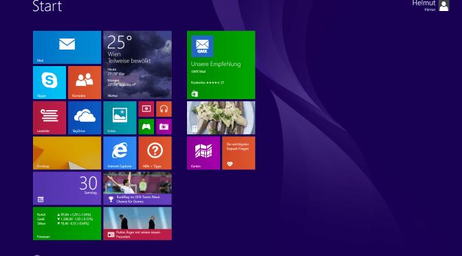 Nach 15 Jahren wieder ein Windows am PC