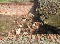 Auschwitz-Birkenau: Ruine einer der großen Gaskammer-Krematorium-Kombintionen Foto: nw2016