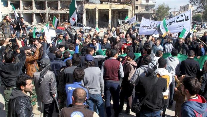 Tregua in Siria clinicamente morta.