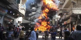 Perché la Russia sospende i raid su Aleppo?