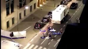attacco a polizia bruxelles