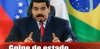 Il Golpe di Maduro in Venezuela