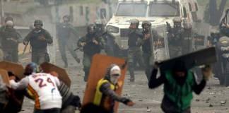 venezuela isolato e trump minaccia opzione militare