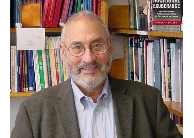 Joseph-Stiglitz cinque libri da leggere