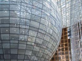 La nuova sede della Commissione Europea a Bruxelles
