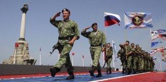 La Russia vuole un muro tra Ucraina e Crimea