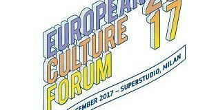 Si svolge a Milano il 7 e 8 dicembre il Forum Europeo della Cultura.