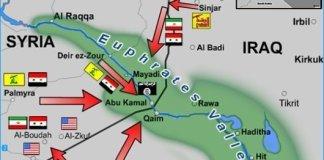 guerra a isis forze assad verso iraq
