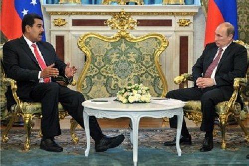 Maduro chiede aiuto a Putin