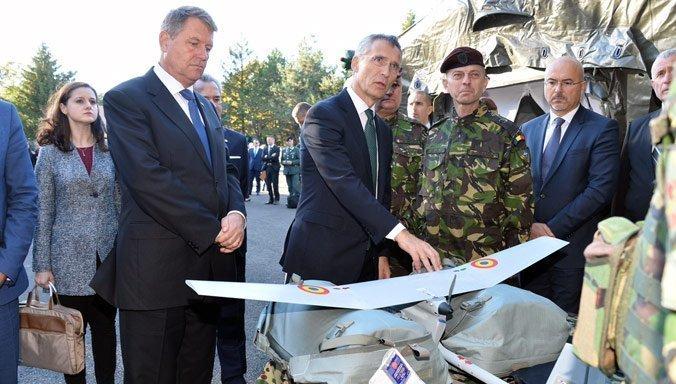 Nato dispiega forza militare internazionale in Romania