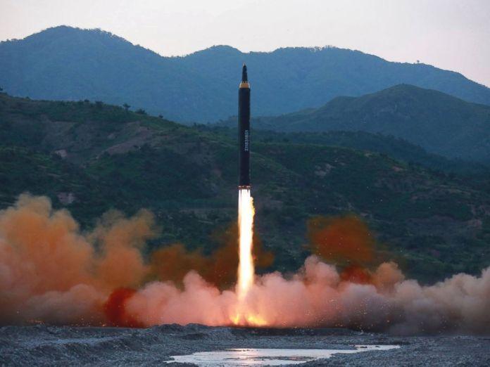Corea del Nord lancia missile balistico internazionale