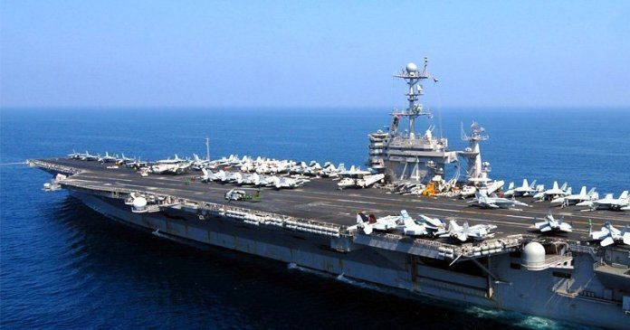 Gli Stati Uniti stanno preparando un attacco alla Corea del Nord?