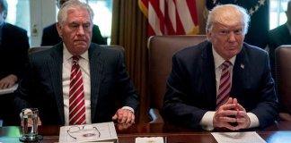 Trump vuole sostituire Tillerson