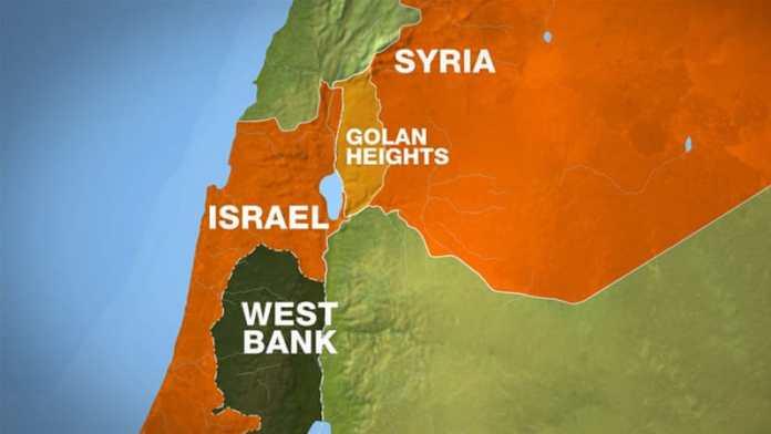 Missili israeliani colpiscono base militare siriana vicino a Damasco