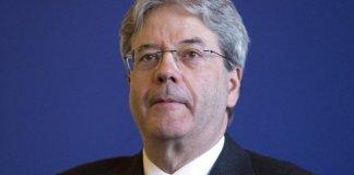 Gentiloni annuncia che l'Italia non parteciperà a operazioni militari in Siria