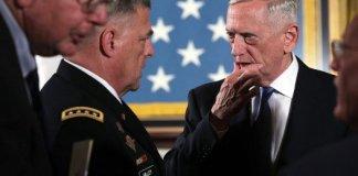 Il Pentagono Usa teme escalation fuori controllo con attacco in Siria