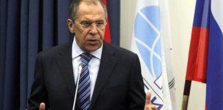 Lavrov alla BBC non ci sono prove di uso armi chimiche