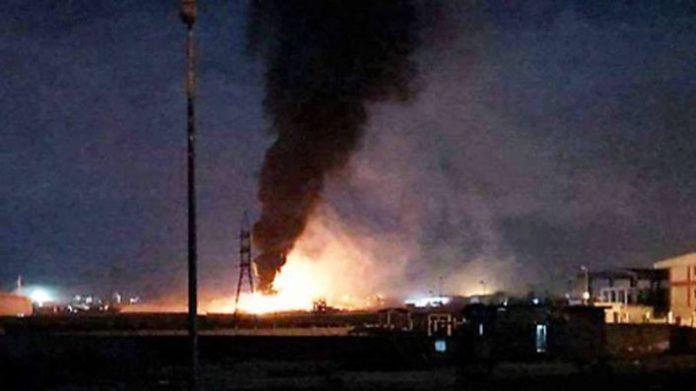 raid contro campo militare iraniano a Aleppo