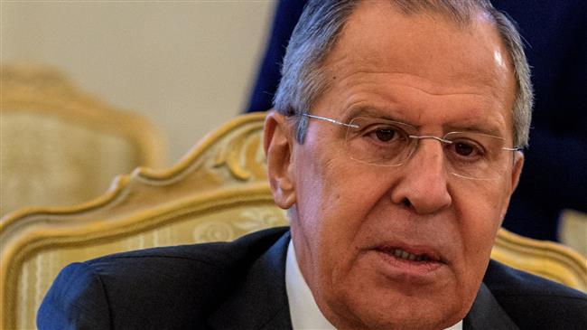 russia accusa gran bretagna di avere organizzato la messinscena dell'attacco chimico in Siria