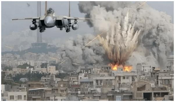 Trump attacca la Siria