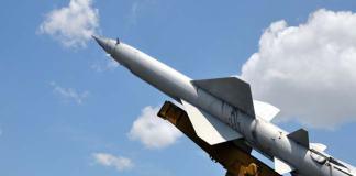 missili israeliani su Damasco