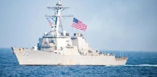 Navi militari Usa provocano Cina