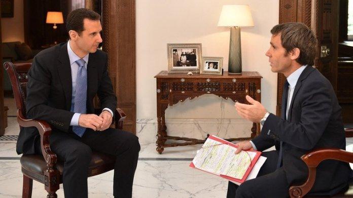 Assad ammette presenza ufficiali iraniani in Siria