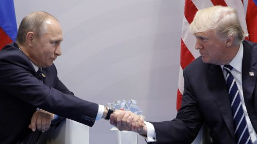 Puitn Trump summit a Helsinki il 16 luglio