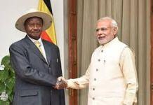 Il presidente indiano visita l'Africa