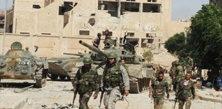 Il ritorno dell'Isis attacco nel sud della Siria