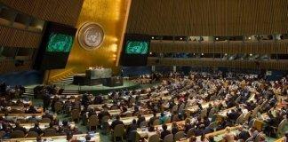 Prove di pace e di guerra all'assemblea generale Onu