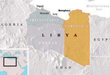 Tripoli nel caos