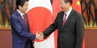 Come Trump migliora le relazioni tra Cina e Giappone