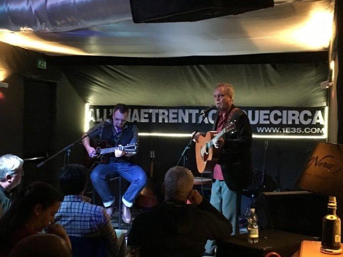 Dan Stuart, ex Green on Red, a Cantù il 2 novembre 2018