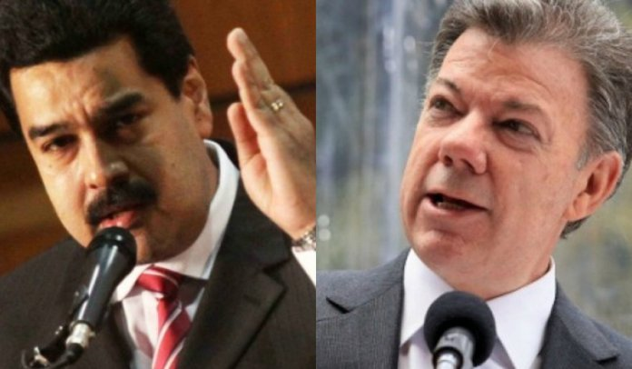 Venezuela aumenta militari al confine colombiano