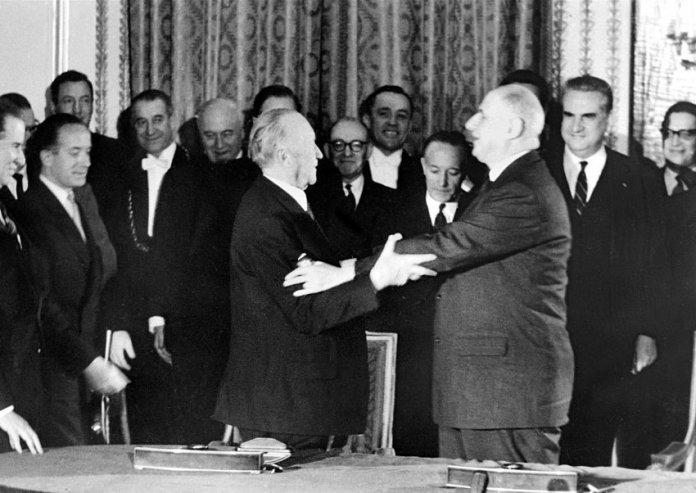 Cos'è il trattato franco-tedesco dell'Eliseo