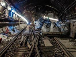 I tunnel sotterranei di New York City come non li avete mai visti