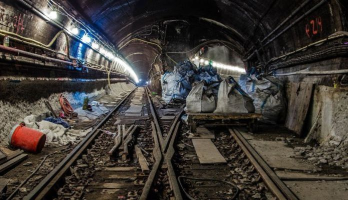 I tunnel sotterranei di New York City come non li avete mai visti
